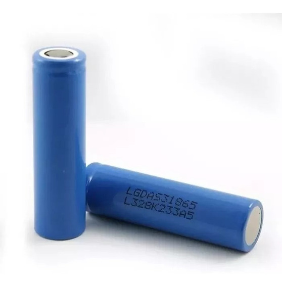 Kit 3 Bateria 18650 Lg Original Lgdas31865 2200mah