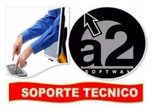 Servicio Técnico Remoto Y Presen Soporte Sistemas A2 Softway
