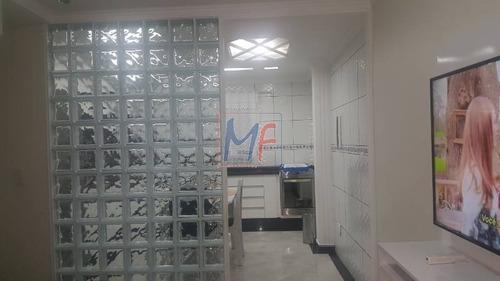 Imagem 1 de 16 de Ref 9298 - Ótima Casa Em Condomínio Fechado Para Venda No Bairro Conceição Em Osasco, 2 Dorms, 2 Vagas ! Estuda Propostas. - 9298