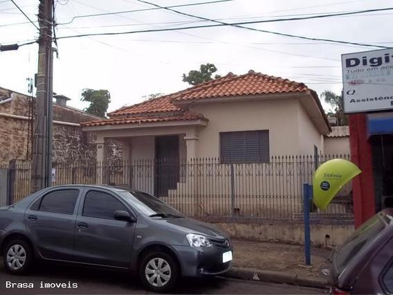Casa Para Locação Em Presidente Prudente, Vila Santa Helena, 2 Dormitórios, 1 Banheiro, 1 Vaga - 00061.001