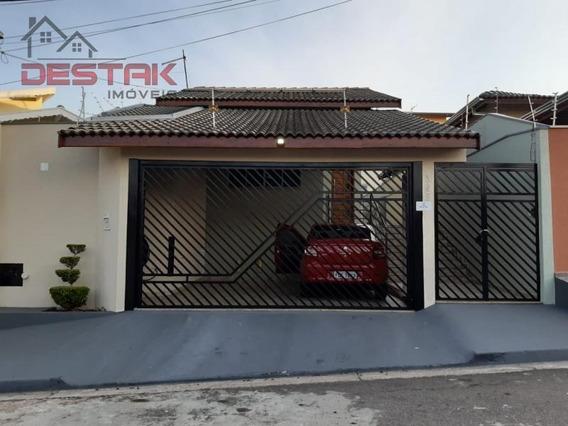 Ref.: 4073 - Casa Em Jundiaí Para Venda - V4073