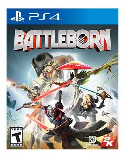 Battleborn Ps4 Juego Nuevo Y Sellado - Phone Store