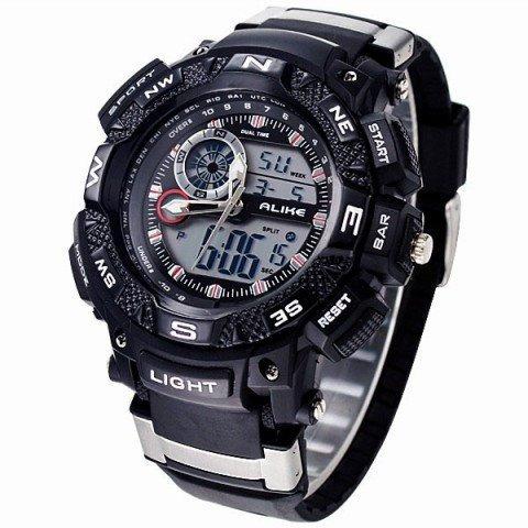 Relógio Masculino Digital Alta Qualidade A Pronta Entrega