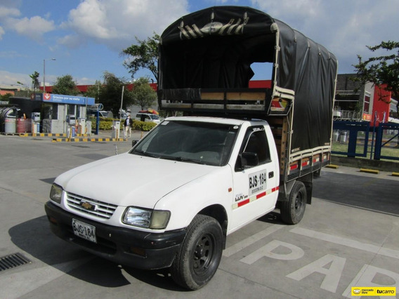 Chevrolet Luv Tfr 2.3 4x2 Estacas