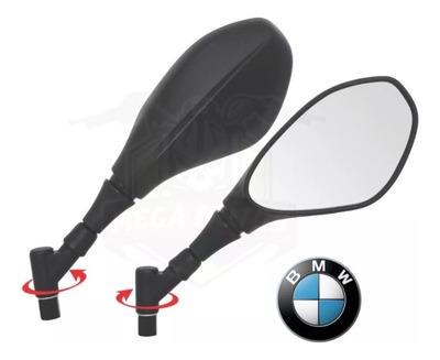 Retrovisor Espelho Haste Curta 360° Bmw F800 Titan Cb300par