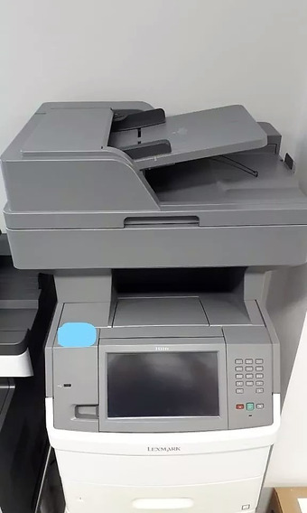 Impressora Lexmark X656de + Tonner