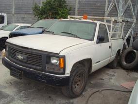 Chevrolet Custom 98 Para Restaurar No Funcionan