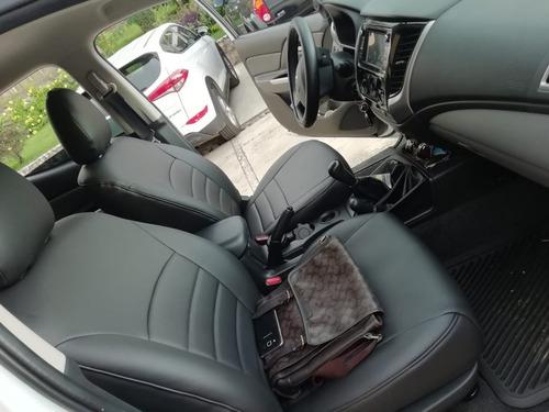 Cubre Asiento Mitsubishi L200 2009-2018