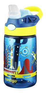 Garrafa De Água Squeeze Infantil Contigo Gizmo Flip 414 Ml