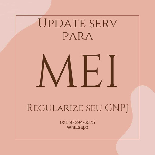 Imagem 1 de 3 de Serviços Para Mei - Microempreendedor Individual