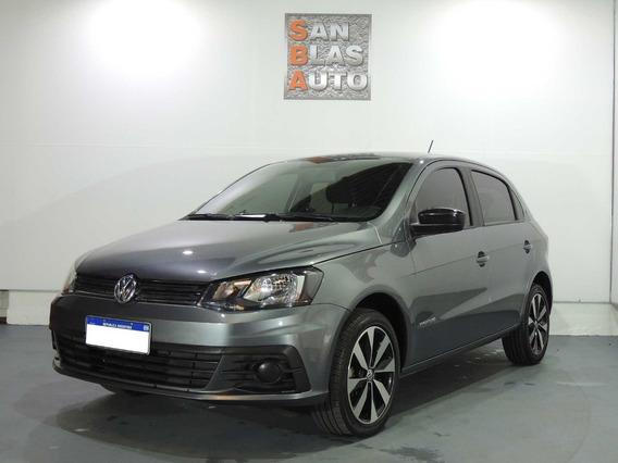 Volkswagen Gol Trend 2017 Sportline 5p 1.6 Msi San Blas Auto