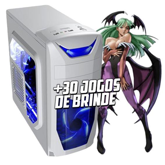 Cpu Gamer Intel 7° Geração/ Gtx1050 4gb / 500gb / 8gb Ddr4/