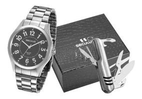 Relógio Seculus Masculino 28866gosvna1kz