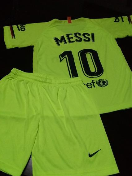 Conjuntos Uniforme Y Camisas Del Barcelona 2019