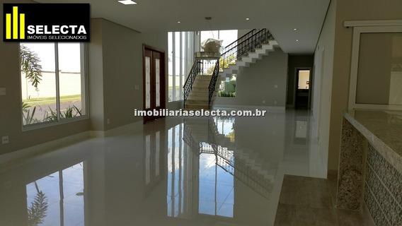 Sobrado Com Elevador No Condomínio Quinta Do Golfe Em São José Do Rio Preto Para Venda - Ccd4204