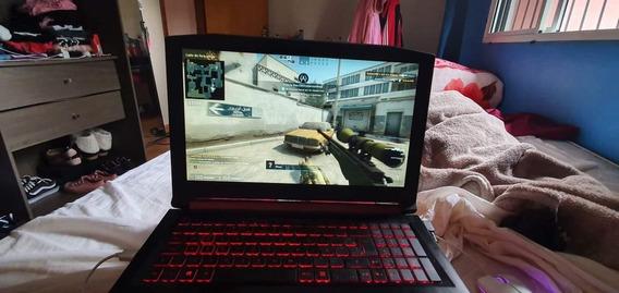 Notebook Gamer Acer Nitro 5 I7 7°geração + Gtx 1050 Ti