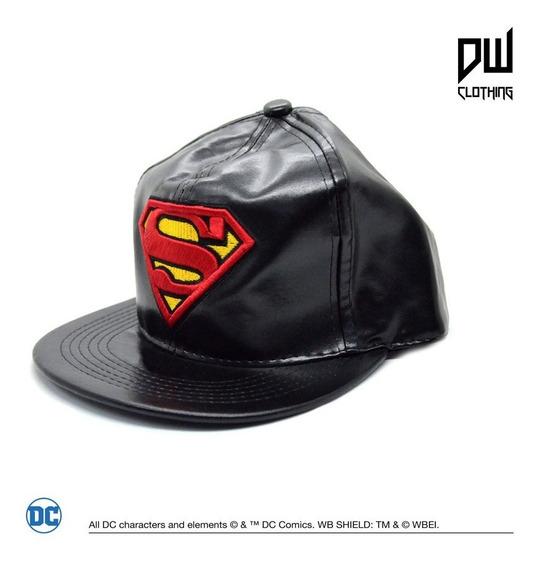 Gorra Superman - Producto Oficial D.c Comics