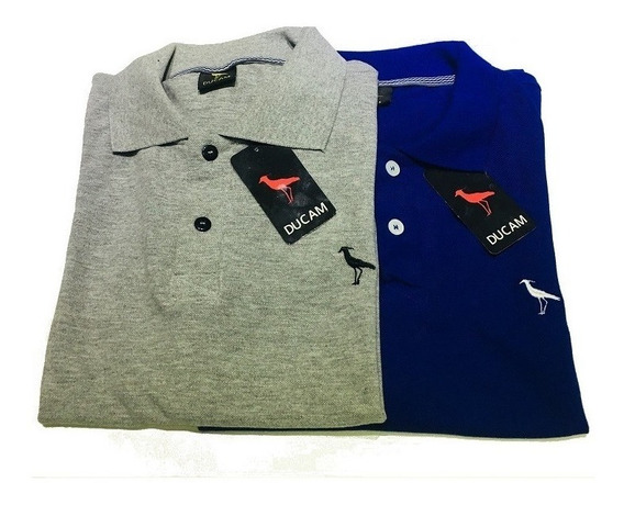 Kit 3 Camisa Polo Masculina*