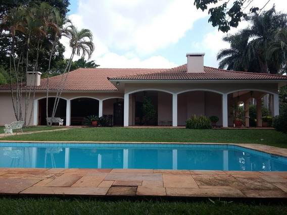 Casa Com 6 Dormitórios À Venda, 700 M² Por R$ 4.000.000 - Condomínio Village Sans Souci - Valinhos/sp - Ca2277