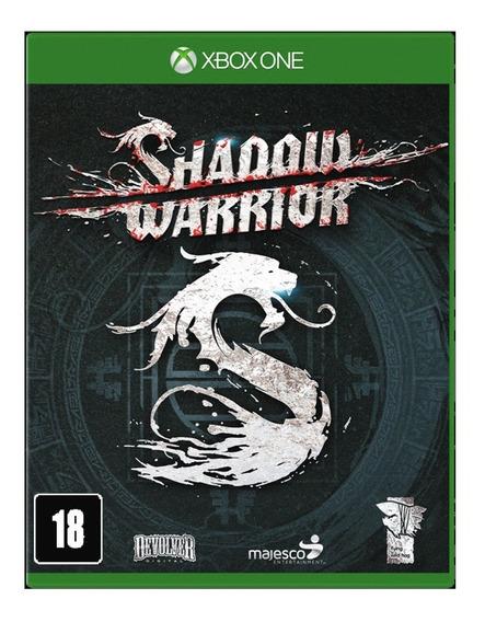Shadow Warrior Xbox One 50% De Desconto