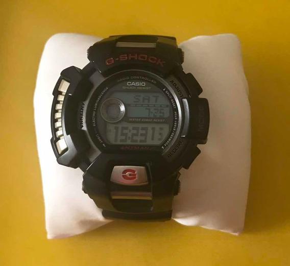 Relógio Casio G-shock Gw-100 Raridade Único No Mercado Livre