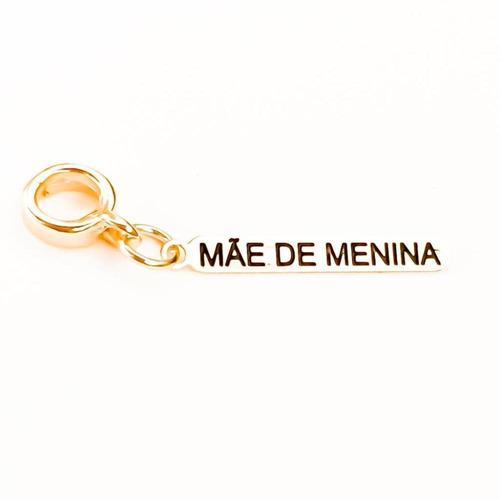 Berloque Mãe De Menina - Bd_1209