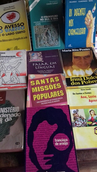 10 Livros Católicos - Frete Grátis