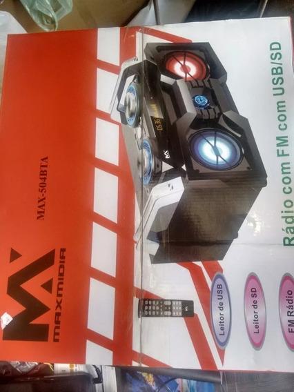 Radio Maximidia Max -504bta