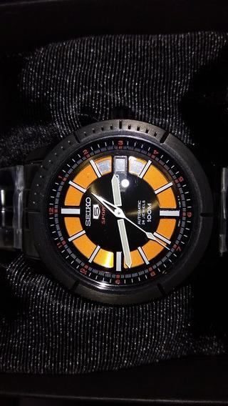 Reloj Automatico Seiko Srp345k1