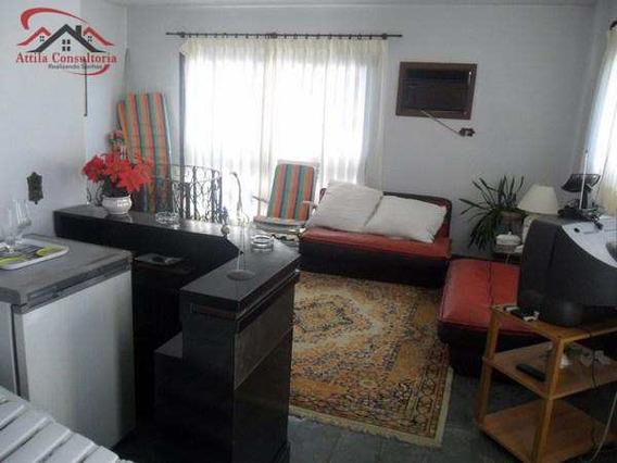 Cobertura Com 2 Dorms, Enseada, Guarujá - R$ 350 Mil, Cod: 467 - V467