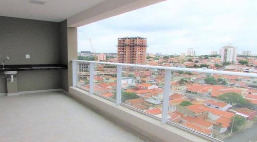 Imagem 1 de 27 de Apartamento Com 3 Dormitórios À Venda, 103 M² Por R$ 750.000,00 - Vila Almeida - Indaiatuba/sp - Ap0302