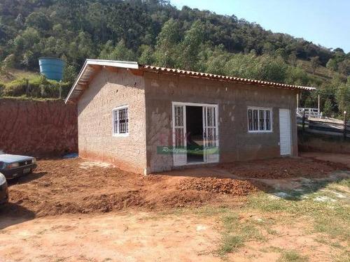 Imagem 1 de 20 de Chácara Com 2 Dormitórios À Venda, 3000 M² Por R$ 250.000,00 - Macuco - Taubaté/sp - Ch0375