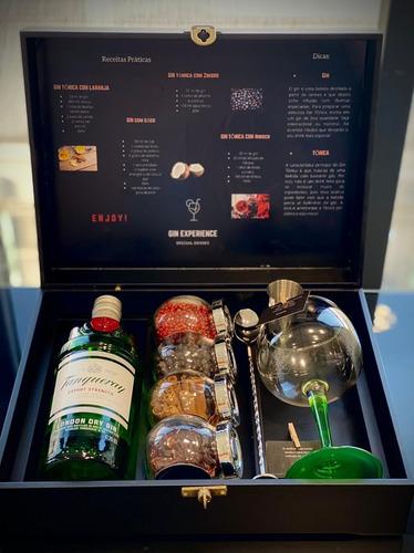 Gin Box Especiarias