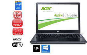 Notebook Acer .i3 8gb 1000gb Hd 15.6