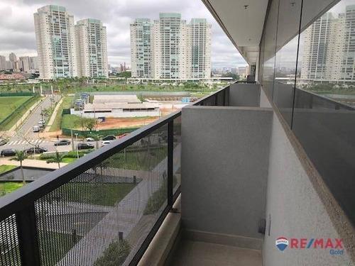 Sala À Venda, 44 M² Por R$ 586.000,00 - Água Branca - São Paulo/sp - Sa0231