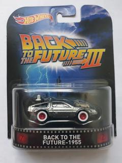 Hot Wheels Delorean Back To The Future Parte 3
