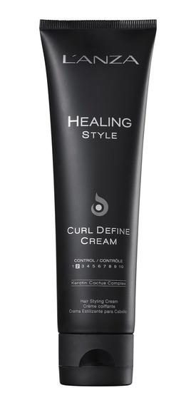 Lanza Healing Curls Curl Define - Creme Modelador 125ml Blz
