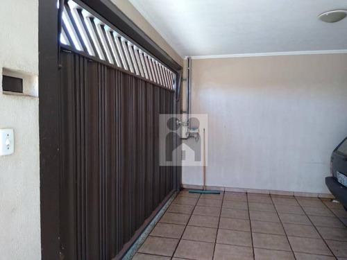 Casa Com 3 Dormitórios À Venda, 150 M² Por R$ 270.000 - Jardim José Sampaio Júnior - Ribeirão Preto/sp - Ca0409