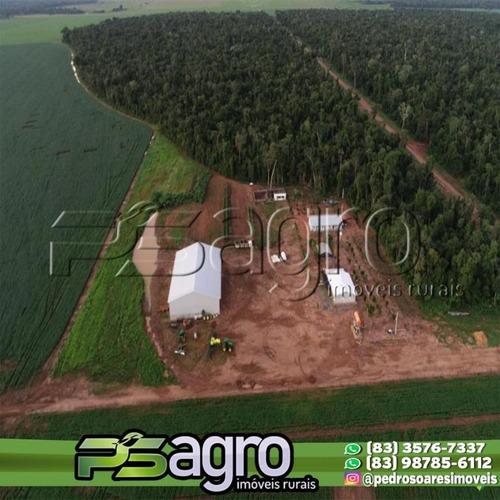Imagem 1 de 1 de Fazenda À Venda, 5400 Hectares Por R$ 56.700.000 - Paranatinga/mt - Fa0108