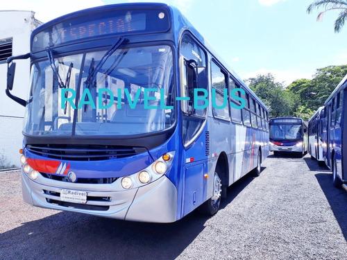 Imagem 1 de 14 de Ônibus Ano 2010, Caio Apache Vip, Mercedes Benz 1722.