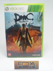 Xbox Jogo Devil May Cry Dmc