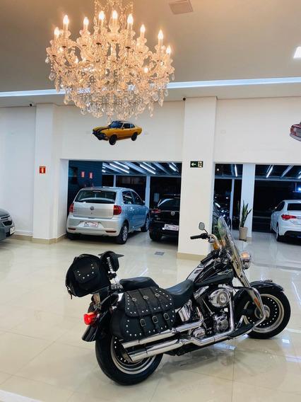Harley-davidson Fl Stf 1600 Fat Boy