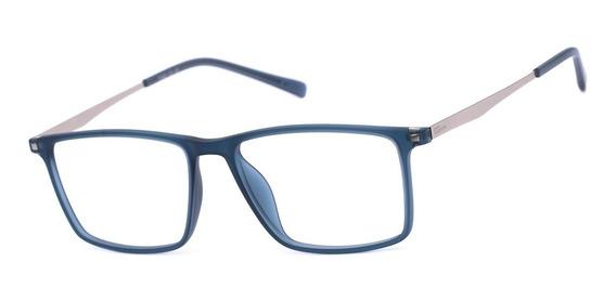 Armação Oculos Ogrife Og 1116-c Com Lente Sem Grau Masculino