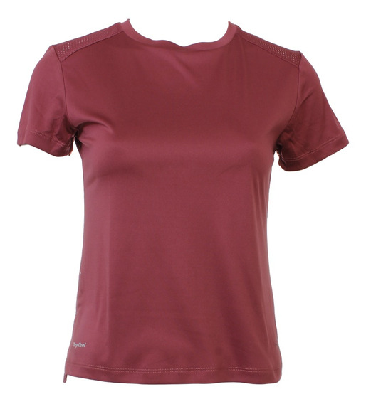 Remera Topper C Training Open Mesh Mujer Bd