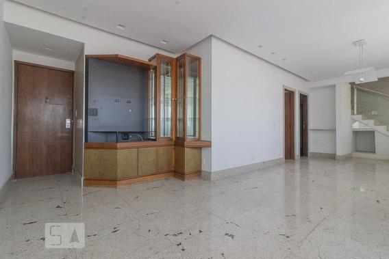 Apartamento No 14º Andar Com 4 Dormitórios E 3 Garagens - Id: 892960541 - 260541