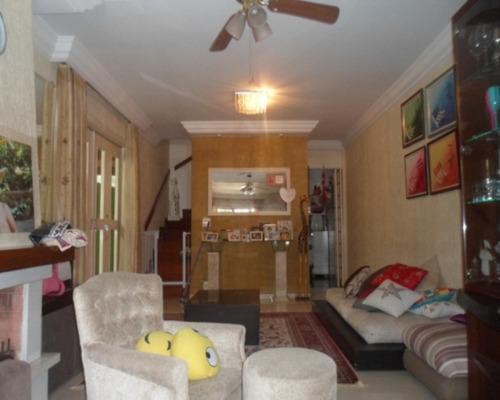 Imagem 1 de 30 de Morumbi-sul  Sobrado 160 M² 3 Dormitórios 2 Vagas Em Condomínio Fechado - 976-sodg - 67749543