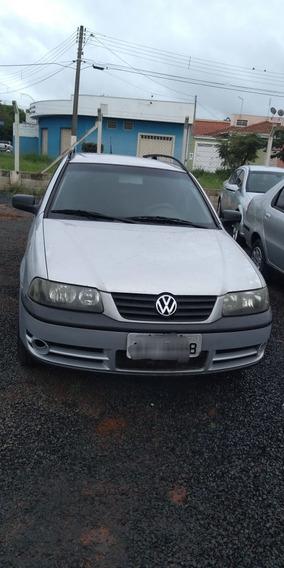 Volkswagen Parati 1.0 16v Turbo Sportline 5p 2004