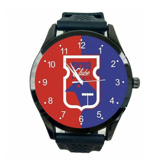Relógio Paraná Clube Feminino Futebol Esporte Time Novo T659