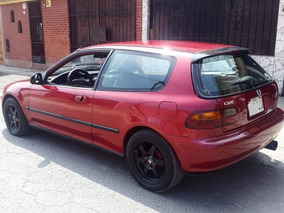 Honda Civic 92 Hatchback Mecanico.