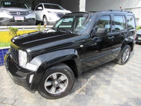 Jeep Cherokee 3.7 Sport 4x4 V6 12v Gasolina (blindada) 2008
